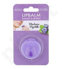 2K Lūpų balzamas, kosmetika moterims, 5g, (Blueberry)