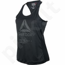 Marškinėliai treniruotėms Reebok One Series Activchill Graphic W AX8691