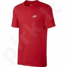 Marškinėliai Nike M NSW Club EMBRD FTRA M 827021-659