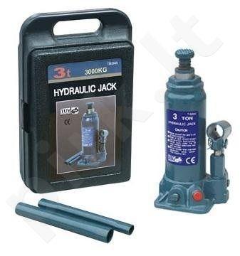 Hidraulinis domkratas su plastikine dėže 3.0t