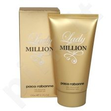 Paco Rabanne Lady Million dušo želė moterims, 150ml