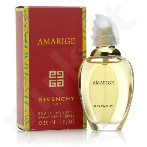 Givenchy Amarige, tualetinis vanduo (EDT) moterims, 100 ml (Testeris)