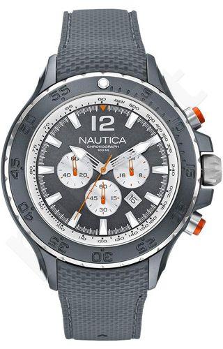 Laikrodis NAUTICA NST ALUMINUM chronografas A22624G