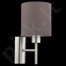 Sieninis šviestuvas EGLO 94927 | PASTERI