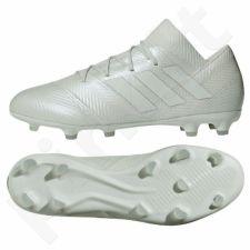 Futbolo bateliai Adidas  Nemeziz 18.2 FG M DB2093