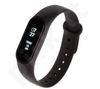 Smartband, Išmanusis laikrodis Garett Fit 7 Black
