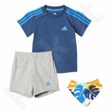 Vaikiškas komplektas Adidas Sportinis kostiumas  I Summer Gift Pack Kids AJ7359