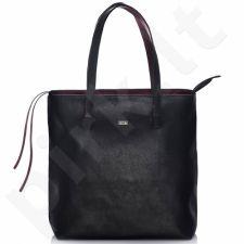Rankinė shopper bag FELICE D01 Verona juoda