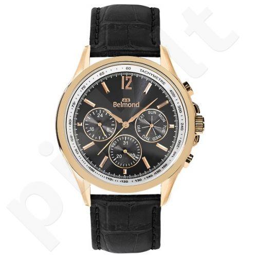 Vyriškas laikrodis BELMOND KING KNG487.451