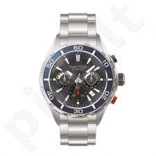 Nautica NST 12 NAD16558G vyriškas laikrodis-chronometras