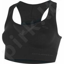 Sportinė liemenėlė  Brubeck Fitness Crop Top CR10070 juodas