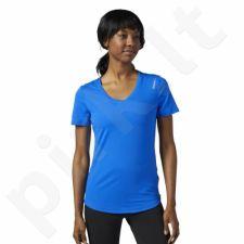 Marškinėliai treniruotėms Reebok Wor SW Tee W CD9100