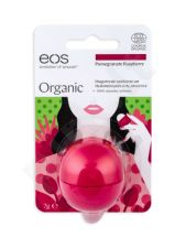 EOS Organic, lūpų balzamas moterims, 7g, (Pomegranate Raspberry)