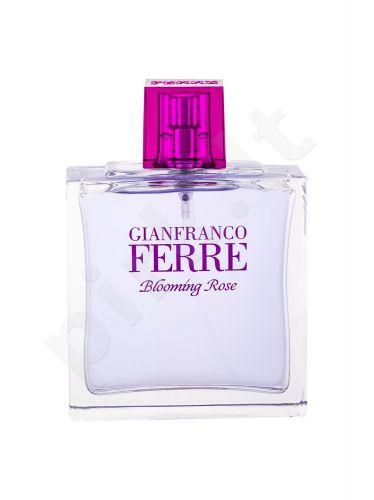 Gianfranco Ferré Blooming Rose, tualetinis vanduo moterims, 100ml