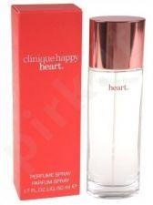 Clinique Happy Heart, kvapusis vanduo (EDP) moterims, 50 ml