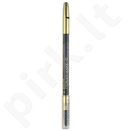 Lancôme Le Crayon Sourcils, akių kontūrų pieštukas moterims, 1.8g, (040 Black)