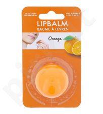 2K Lip Balm, lūpų balzamas moterims, 5g, (Orange)