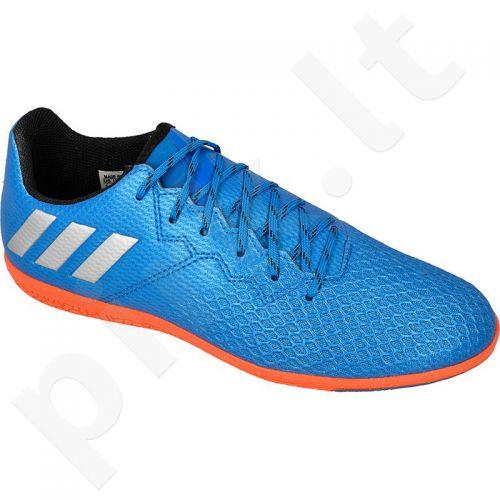 Futbolo bateliai Adidas  Messi 16.3 IN Jr S79640
