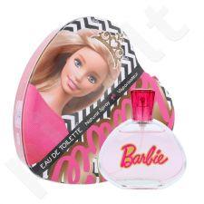 Barbie Barbie rinkinys vaikams, (EDT 100 ml +  skardinės dėžutės)
