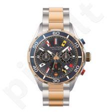 Nautica NST 12 NAD19560G vyriškas laikrodis-chronometras