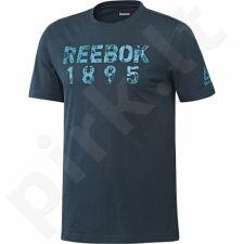 Marškinėliai Reebok Tape Tee M BK5239