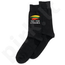 "Kojinės ""Sock from Lithuania"""
