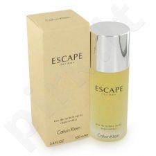 Calvin Klein Escape For Men, tualetinis vanduo vyrams, 100ml