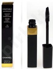 Chanel Inimitable Mascara Waterproof Black, 5g, kosmetika moterims