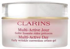 Clarins Multi Active Day Cream Gel, 50ml, kosmetika moterims