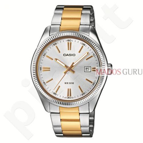 Klasikinis Casio laikrodis MTP1302PSG-7A