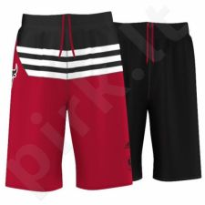 Šortai krepšiniui Adidas Chicago Bulls Y Summer Run Junior AH5076