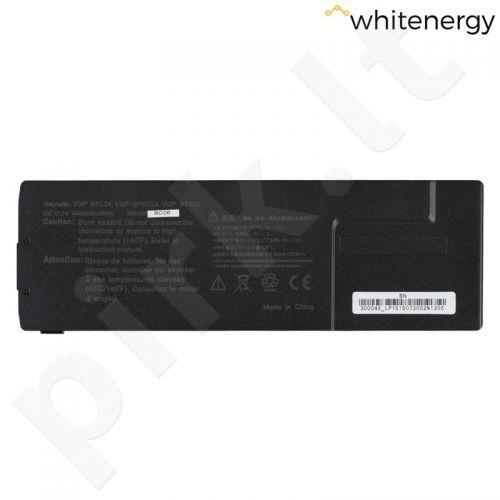 Nešiojamo kompiuterio baterija Whitenergy Sony VGP-BPS24 11.1V 4400mAh