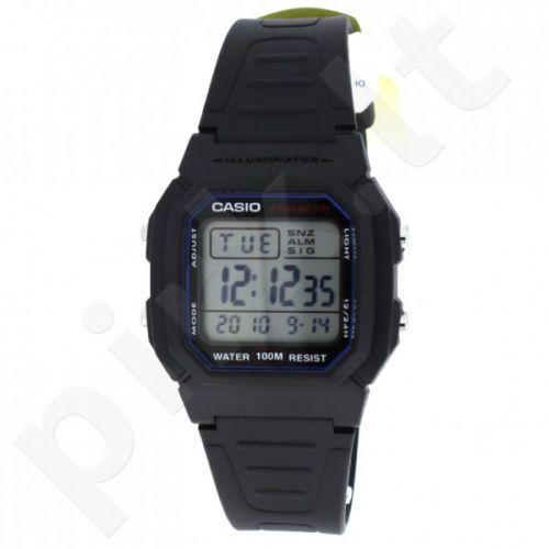 Vyriškas laikrodis Casio W-800H-1AVES
