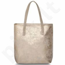Rankinė shopper bag FELICE D01 Verona light gold