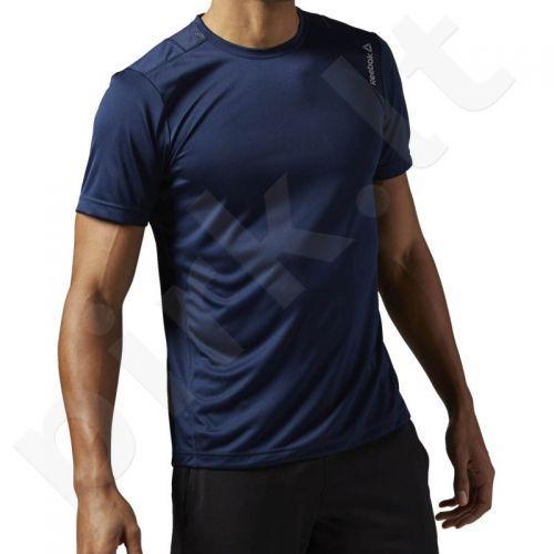 Marškinėliai bėgimui  Reebok Running Essentials Short Sleeve M AO3507
