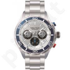 Nautica Box Set NAD20514G vyriškas laikrodis-chronometras