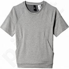 Marškinėliai Adidas ID Tee Sweat Junior BP8696