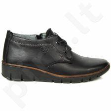 Auliniai batai moterims odiniai Helios 538