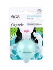 EOS Organic, lūpų balzamas moterims, 7g, (Sweet Mint)