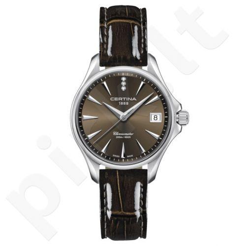 Moteriškas laikrodis Certina C032.051.16.296.00