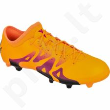 Futbolo bateliai Adidas  X 15.2 FG/AG M S74672