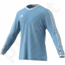 Marškinėliai futbolui adidas Tabela 14 LS Junior F50432