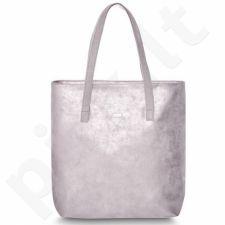 Rankinė shopper bag FELICE D01 Verona pink dubaj