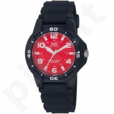 Vaikiškas, Vyriškas laikrodis Q&Q VQ84J008Y
