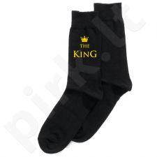 """Kojinės """"The King"""""""