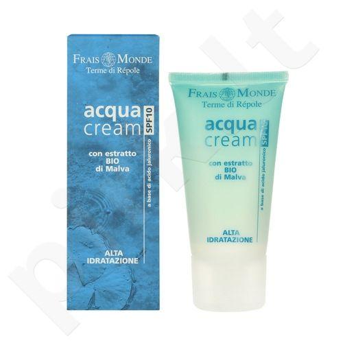 Frais Monde Acqua veido kremas High Moisture SPF10, kosmetika moterims, 50ml