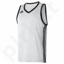 Marškinėliai krepšiniui adidas Commander Jer G76619
