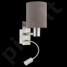 Sieninis šviestuvas EGLO 94933 | PASTERI