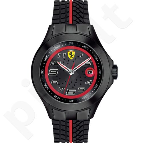 Ferrari Textures of Racing 0830027 vyriškas laikrodis