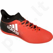 Futbolo bateliai Adidas  X 16.3 IN M BB5676